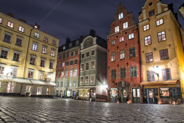 gamla stan place in Stockholm