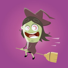 hexe halloween lustig