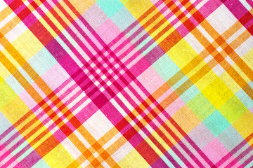 Background pattern of Fabric line