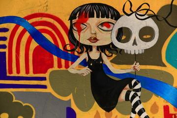 Nice graffiti-Tolosa-Spain