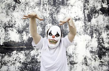 Clown Terror Scare