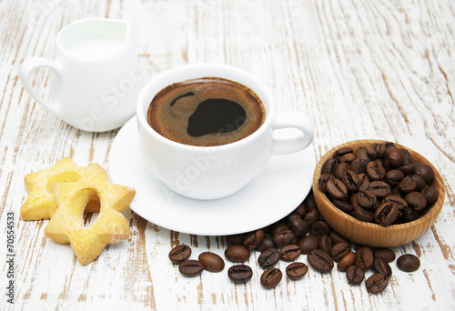 canvas print picture Coffee