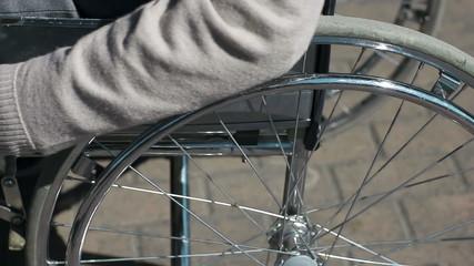 Starting Wheel-Chair