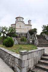 Old churches Ostrog