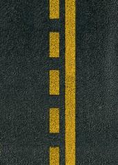 Black Orange Carpet texture