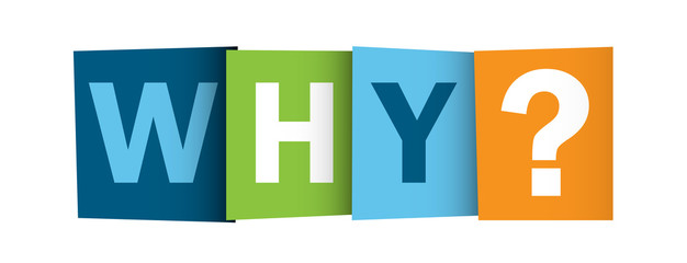 """WHY?"" letters (questions advice, enquiries help support why)"