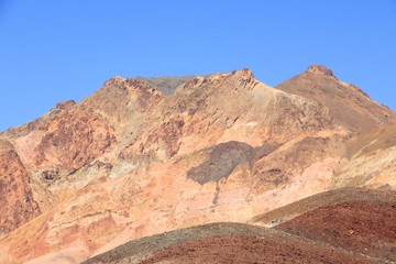 Death Valley National Park - mountain view