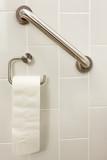 Fototapety toilet paper bar