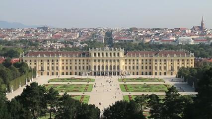 Wien - 028 - Schoenbrunn - Garten