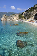 Agiofili beach Lefkada