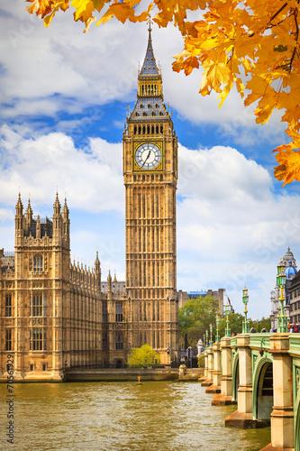 Fototapeta Big Ben in London