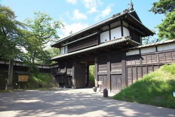 弘前城 追手門