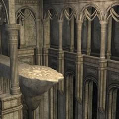 haus ruine schloss burg