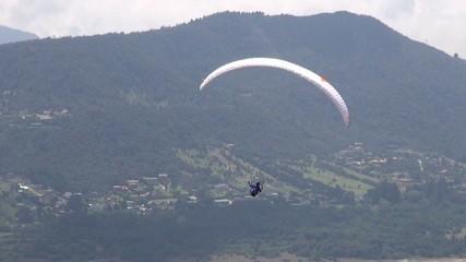 Parasailing, Paragliding, Skydiving, Flying Sports
