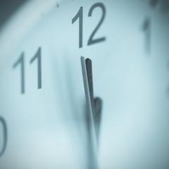 Last minute before deadline