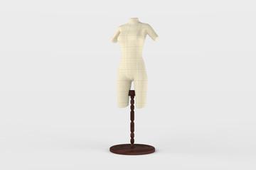 Female Mannequin / 3D Model