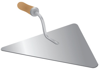 Trowel - a tool of the mason