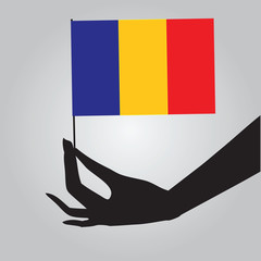 Chad Flag State