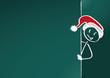 Frohe Weihnachten, Tafel mit freifläche zum beschriften