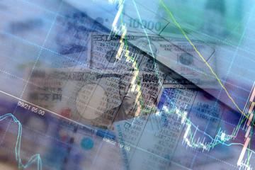 金融取引イメージ