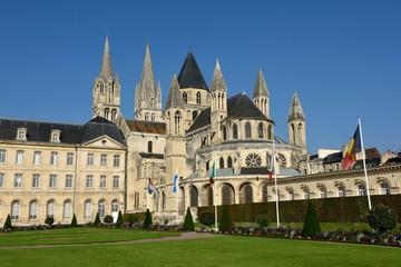 男子修道院 カン  フランス