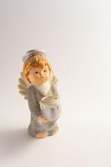 Beautiful ceramic angel