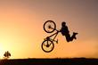 çılgın bisikletçi ile yenigüne merhaba