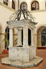 Pozzo del Santuario di Bonaria a Cagliari