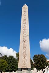 Egyptian obelisk, Istanbul