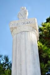 Colonna della Madonna di Bonaria a Cagliari