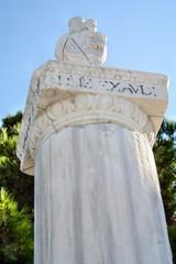 Colonna mariana a Cagliari