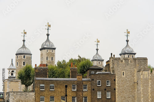 canvas print picture Tower of London