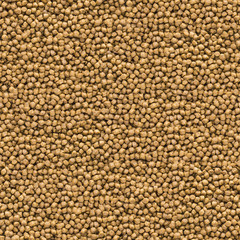 Dry Granulated Pet Food.