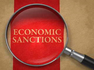 Economic Sanctions through Magnifying Glass.