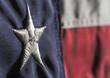 Texas State Flag - 70582778