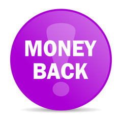 money back web icon