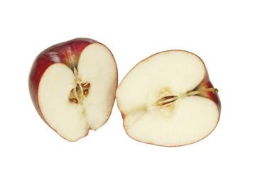 Inside of an Apple