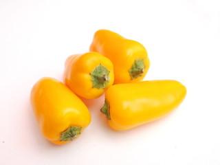 gelbe Paprika