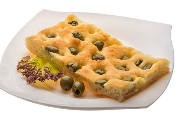 Olive bread