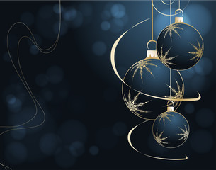 Christmas theme. Vector illustration for design
