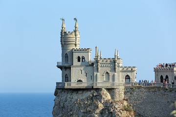 Swallow's Nest, Crimea, Yalta
