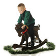 Giddy-Up, Christmas Horse