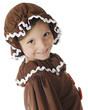 Hi!  I'm a Gingerbread Girl