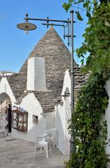 Trulli di Alberobello, Puglia