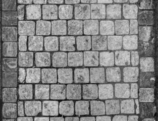 stone tiles surface