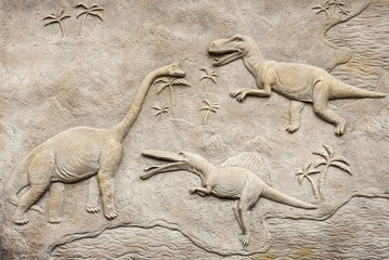 Dino relief 2