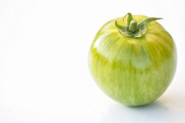 """Tomate verte """"noire de Crimée"""""""