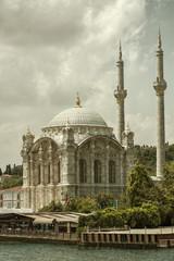 Big Mecidiye Mosque@Istanbul,Ortakoy