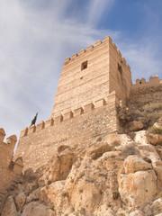 Alcazaba, Almeria,España