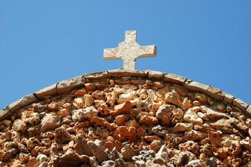 Koumos Insel Kreta Europa Kapelle